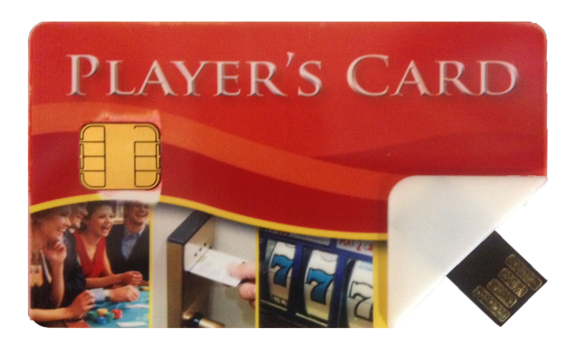 Nandin Cardlogix Players Card