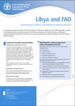 Libya & FAO