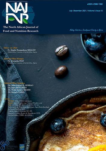 NAJFNR Cover Volume 5 Issue 12 verion 1.
