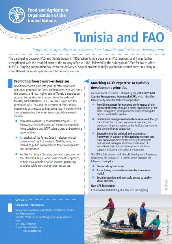 Tunisia & FAO