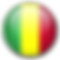 Mali flag round 250.png