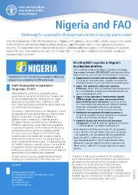 Nigeria and FAO az487e_200