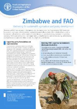 Zimbabwe and FAO