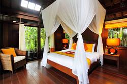 Orange Orchid Room