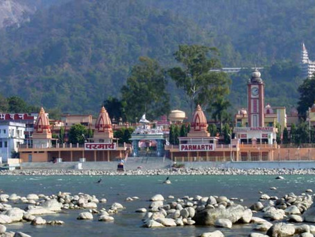 Journeys of The Soul - Rishikesh