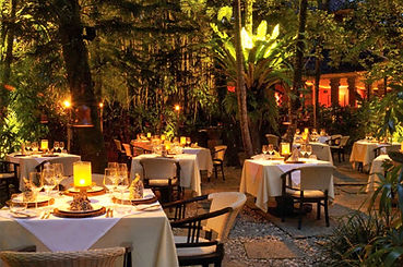 Dining out near Heaven in Bali