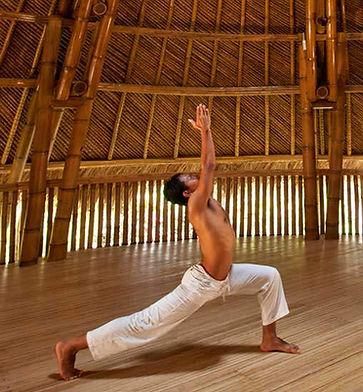 Yoga near Heaven in Bali