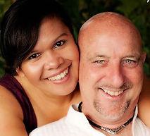 Rick & Lita @ Heaven in Bali