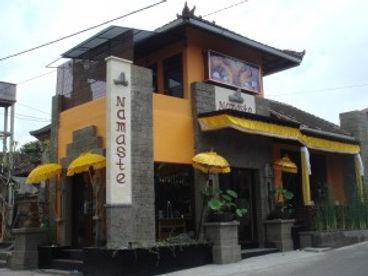 Namaste Shop belonging to Heaven in Bali