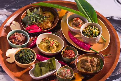 Balinese Food @ Heaven in Bali