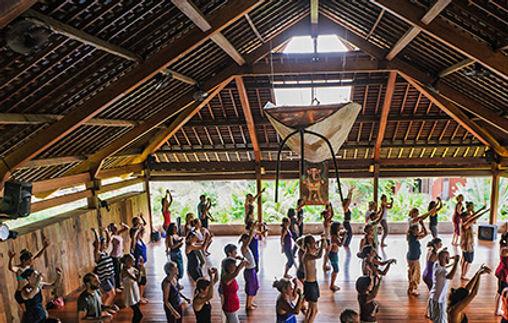 Dancing near Heaven in Bali