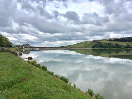 Year-round waterskiing in the Pennine Valley