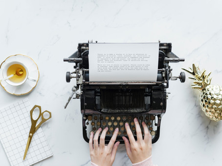 Passion for Writing?