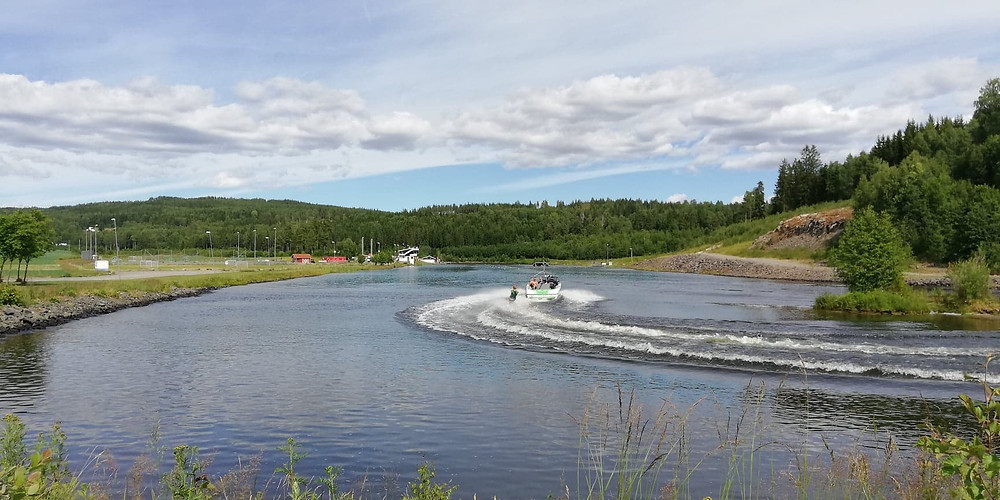 Waterski SIAP Skarnes Norway