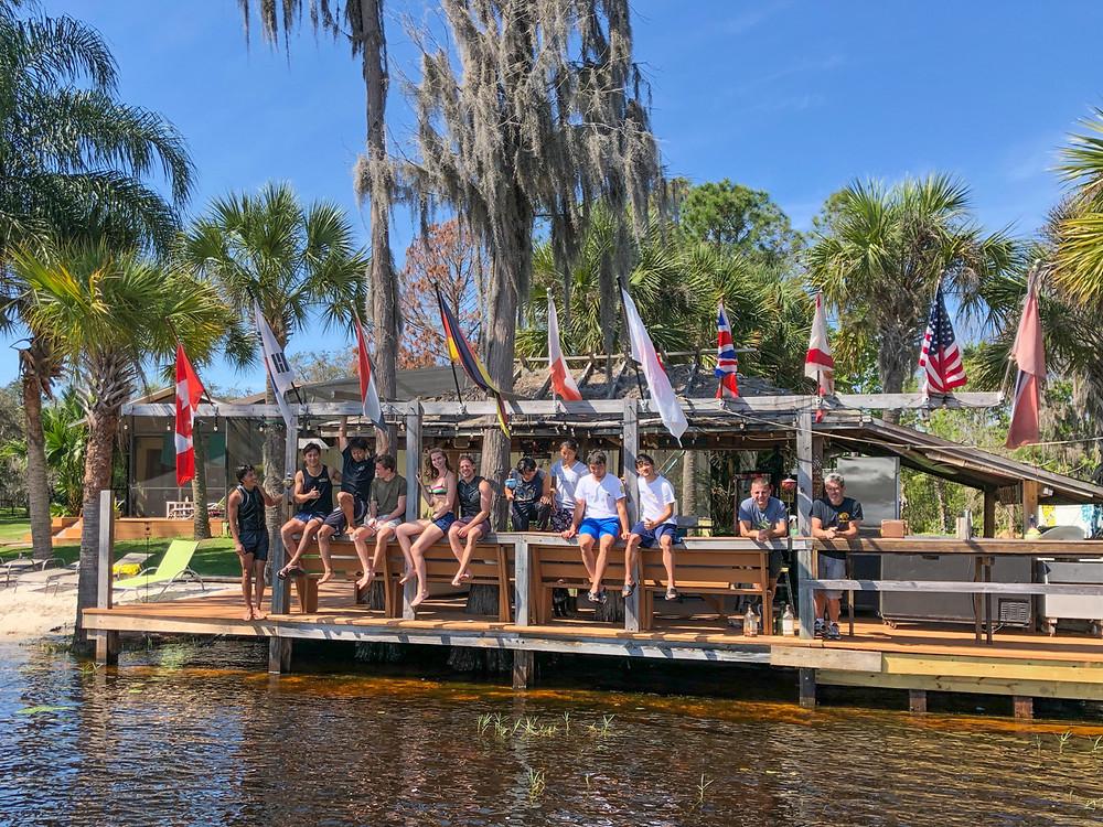 Bar Jodi Fisher Waterski School Orlando Florida