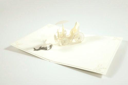 加藤八洲『グリーディングカード』
