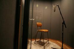 Studio B Vocal Booth