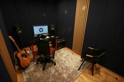 Studio B Control Side View