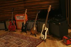 Studio A Guitar Amps