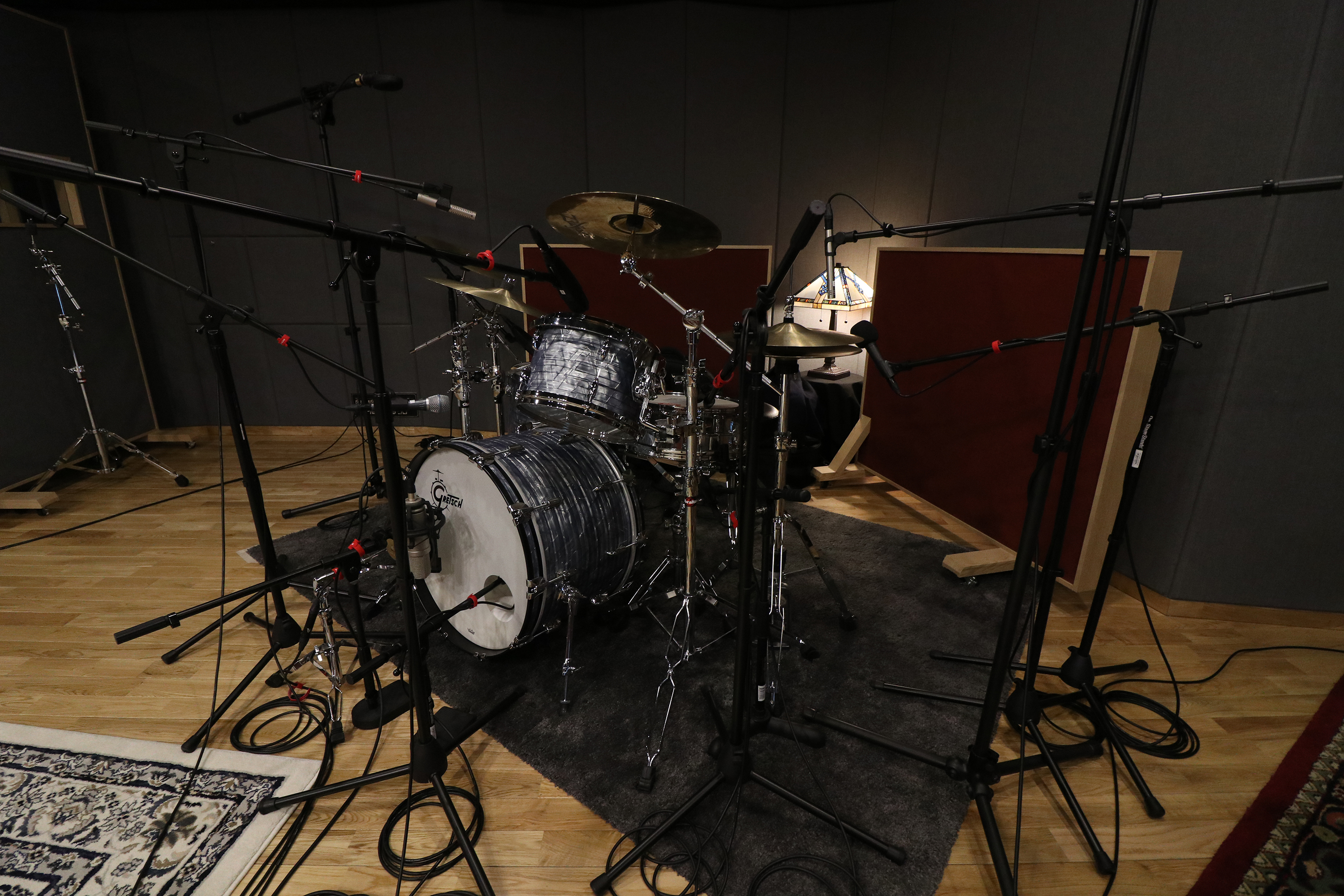 Studio A Drums