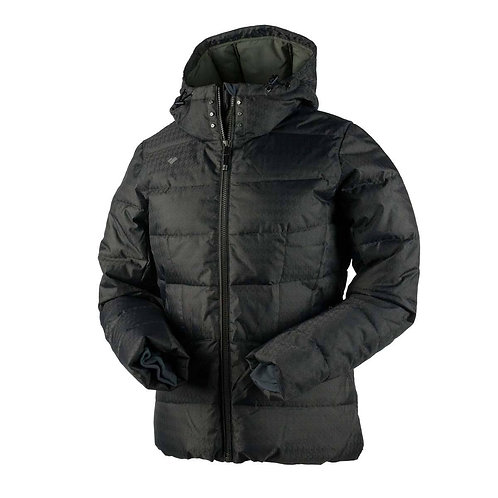Obermeyer Charisma Down Women's Jacket Houndstooth