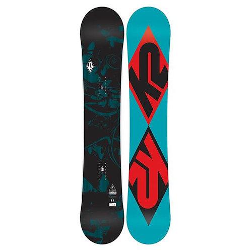 K2 Standard Men's Snowboard