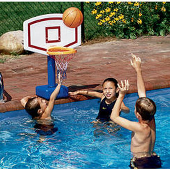 Water Sports Jammin' Basketball Poolside Swimming Pool Game
