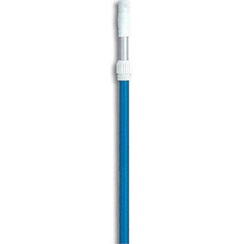 Swimline Adjustable Length Telescopic Pool Cleaning Pole, 8'-16'