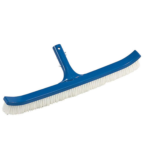 "Ocean Blue 18"" Curved Wall Brush"