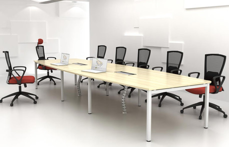 Boat Shape Conference Table SBB48