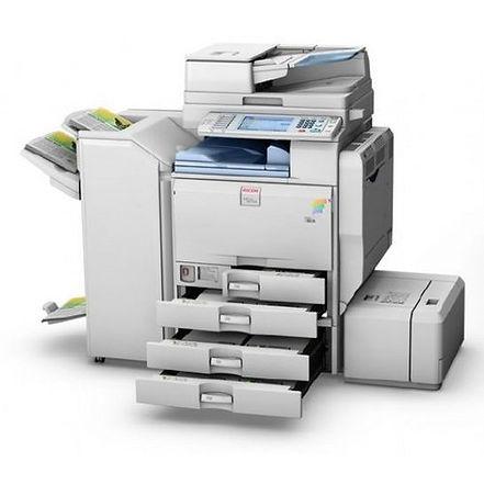 Ricoh colour photocopy