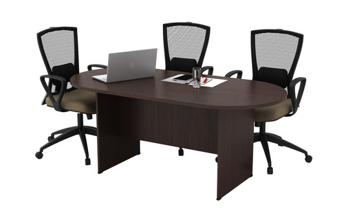 Oval Conference Table QOC18