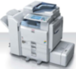 Ricoh colour printer
