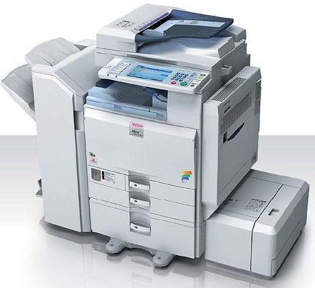 Ricoh colour printer