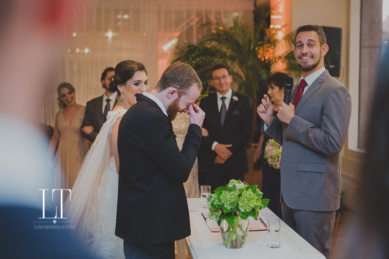 Thais e Aaron - Cerimônia Bilingue