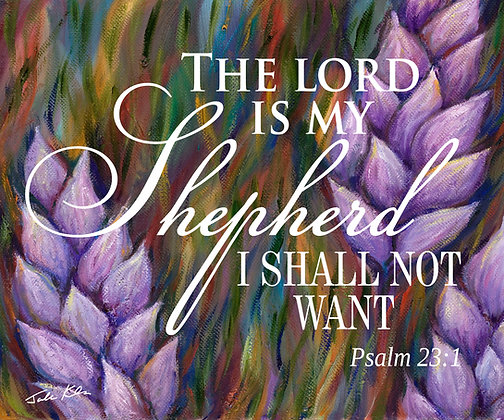 The Lord is my Shepherd 4
