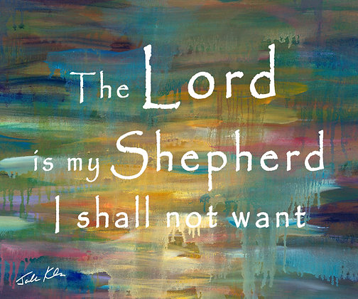 The Lord is my Shepherd 5