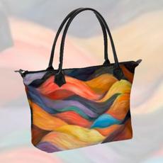 Satin Tote Bags