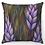 "Thumbnail: ""Lavender Lupines"" Throw Pillow"