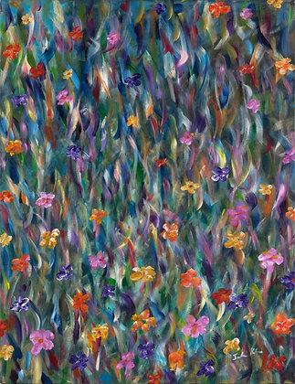 Flower Field 10