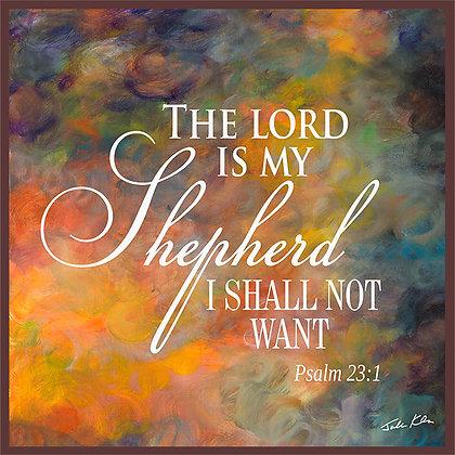 The Lord is my Shepherd 9