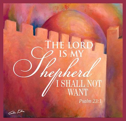 The Lord is my Shepherd 3