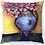 "Thumbnail: ""Blue Vase"" Throw Pillow"