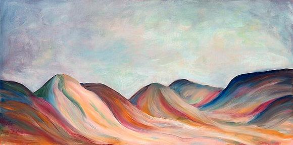 Judean Desert Midmorning