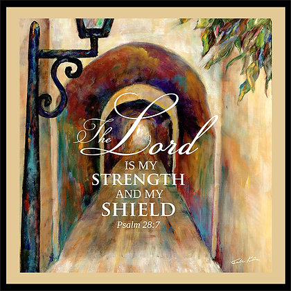 The Lord is my Strength 5