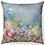 "Thumbnail: Spring Flower Field"" Throw Pillow"