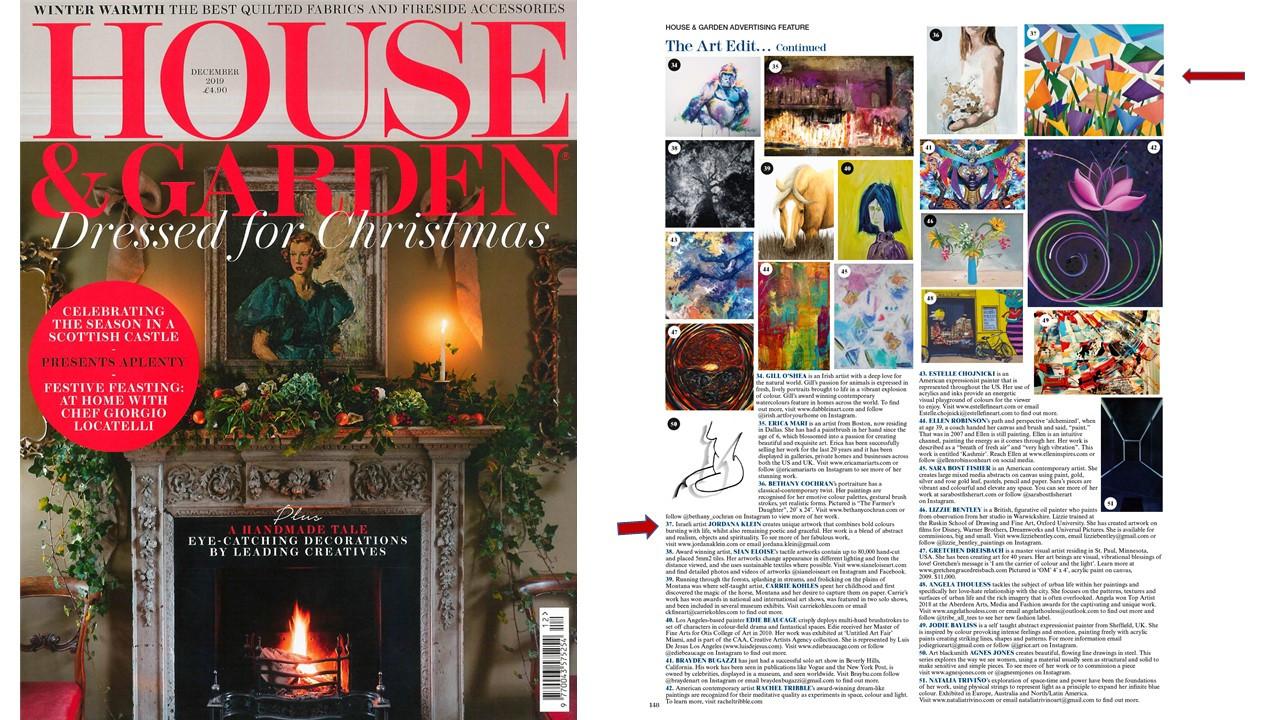House and Garden December 2019 Edition.j