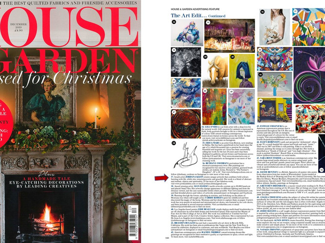 House and Garden December 2019 Edition.j