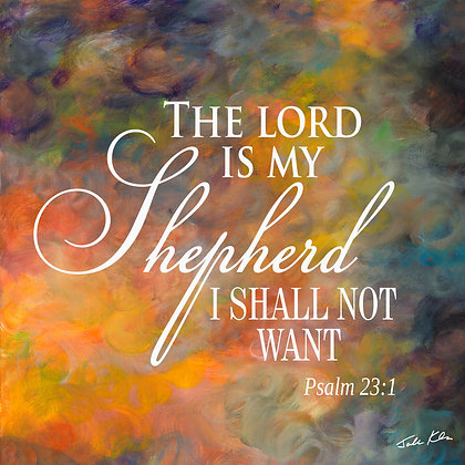 The Lord is my Shepherd 7
