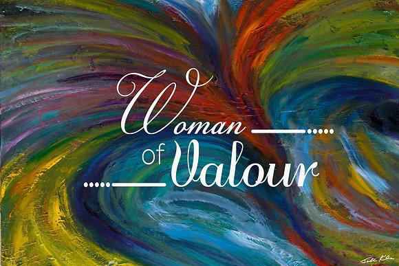 Woman of Valor English